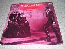"ELIZABETH AND ESSEX (VG+) Korngold Soundtrack (NM)1973 12"" 33RPM RCA Red/Seal LP"