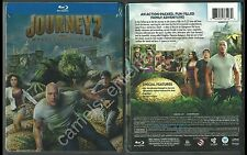 Journey 2: The Mysterious Island (Blu-ray Steelbook, 2013) BRAND NEW & SEALED