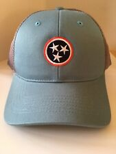 Tennessee Tristar • Mesh Trucker Style Cap / Hat • Volunteer Traditions