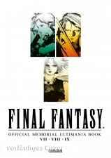 Final Fantasy Memorial 1 - Carlsen Manga - deutsch - NEUWARE