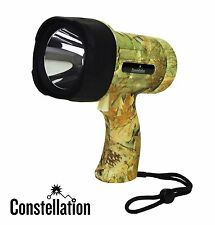 LED Flashlight 220 Lumens 3W Cree Lumos Camouflage Handheld Spotlight Camo Light