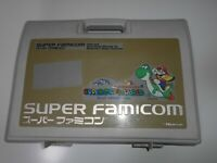 SFC SNES Super Famicom Case Storage Mario Nintendo soft cassette Bag Box japan5
