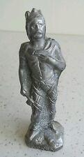 Ambiorix Historic lead figurine from Tongeren Belgium