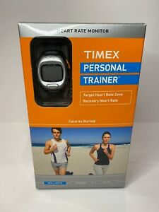 Timex Personal Trainer T5G971 Heart Rate Monitor Watch Running BRAND NEW