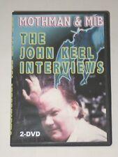 MOTHMAN & M.I.B. Men In Black MOTHMAN PROPHECIES