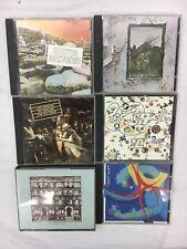 LOT Led Zeppelin 80s 1st Press  West German Japan  USA Diament CD III IV Houses