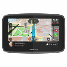 New TomTom Go Pro 6250 6 inch Truck HGV Sat Nav GPS Lifetime Maps Traffic