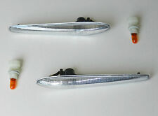 ALFA ROMEO 159 Estate Saloon 2005 - 2012 Genuine Side Wing Indicator Pair Clear