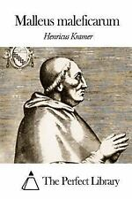 Malleus Maleficarum by Henricus Kramer (2014, Paperback)