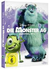 DIE MONSTER AG (Walt Disney) Blu-ray Disc + Schuber NEU+OVP