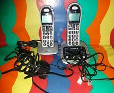 BT4500 Digital Cordless Telephone Answering Machine DOUBLE