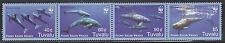 Tuvalu MNH Sc 1022 Value $ 11.00 US $$ Whales