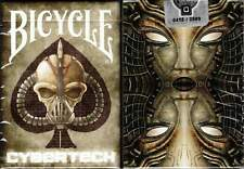 Bicycle Cybertech Playing Cards – Limited Numbered Edition - SEALED