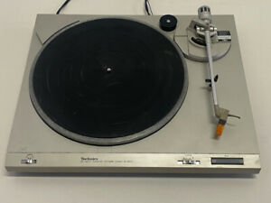 Vintage Technics SL-BD210 Turntable / Record Player - Quality - Made in Japan