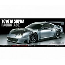 Tamiya 300047433 - 1:10 RC Toyota Supra Racing (A80) (TT-02) Kit New