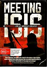 Meeting Isis An Uncensored Look DVD REGION FREE - BRAND NEW SEALED - FREE POST!