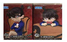 Detective Conan premium Figure Edogawa set SEGA Anime from From JAPAN