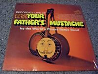 World's Finest Banjo Band Recorded Live at Your Father's Mustache RCA LSP-3722LP