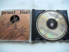 Judas Priest  – priest...live  1987