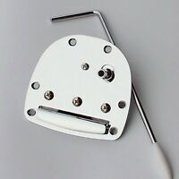 Chrome Jazzmaster Jaguar TREMOLO Tailpiece Bridge Guitar Vibrato & Whammy NEW