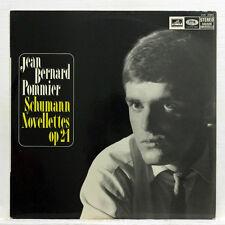 EMI CVC 2063 SCHUMANN novellettes op.21 JEAN-BERNARD POMMIER stereo LP