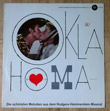 "VARIOUS ARTISTS Oklahoma 10""-LP/GER/PIC"
