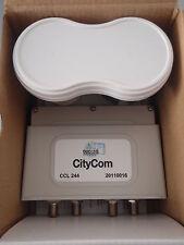 Kathrein CityCom CCL 244 Monoblock-Quatro-LNB schaltbar HD tauglich