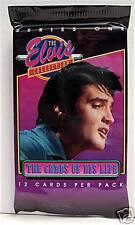 Elvis Presley 1992 Series #1 Unopened Pack 12 Cards #6