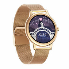 Women Ladys Fitness Smart Watch Activity Tracker Fitbit Android iOS Heart Rate