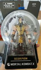 "Mortal Kombat x 6"" scale Action Figure Scorpion mkx"