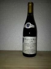 Savigny-lès-Beaune Hospices de Beaune cuvée Fouquerand 1988