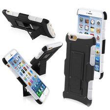 Étuis, housses et coques avec clip mats iPhone 6 pour téléphone mobile et assistant personnel (PDA)