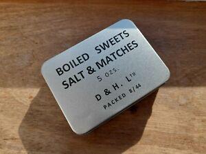 Ww2 British Ration Tin Repro