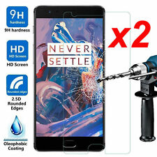 For OnePlus 5T/5/3T/3/2/X/One Tempered Glass Screen Protector Guard