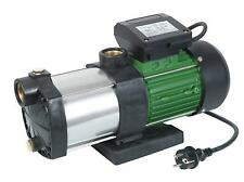 Pompe à eau de surface Electrique multicellulaire 3 turbines auto-amorçante 900W