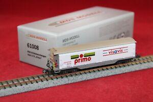 "MDS-Modell 61008 RHB Schiebewandwagen ""Primo""Haik 5173/NEU/OVP"