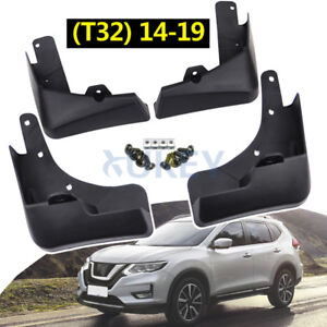 Mud Flaps Fit For Nissan Rogue T32 / X-trail 2014-2019 Splash Guards Mudguards