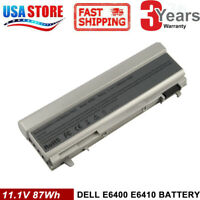 Battery for Dell Precision M2400 M4400 M4500 E6400 4M529 KY265 U5209 PT434 9CELL