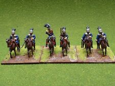 25mm ECW Civil War ARMOURED CAVALRY Painted by Stuart Asquith Minifigs 50662