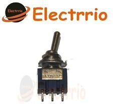 EL2214 INTERRUPTOR 2 POSICIONES 250VAC 3A Toggle palanca electrónica switch