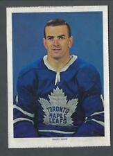 1963-65 Chex Toronto Maple Leafs Hockey Photos #30 Dave Keon