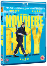 Nowhere Boy -  Blu Ray  -  New! John Lennon
