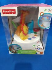 Fisher Price Rainforest Friends 4-in-1 Projection Soother