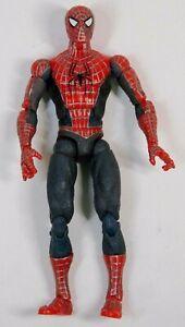SPIDER-MAN 2 MOVIE SUPER POSEABLE FIGURE