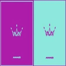 Mamamoo-[Purple] 5th Mini Album 2 Ver SET A+B CD+Poster+Photobook+PhotoCard KPOP