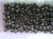 50 perles 5mm pêche canne CARPE caoutchouc spécial carpiste haute qualité