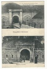 6/586 AK HAUPTFORT BRIMONT BATTERIE LOIVRE OLDATEN DRESDEN TRACHENBERG 1916