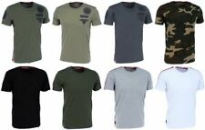 ALPHA INDUSTRIES HERREN T-SHIRTS