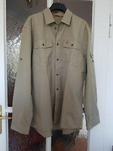 Fjällräven Outdoor Herrenhemd Keb XL regular fit