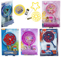 Kids Giant Bubble Wand & Flying Disc/Frisbee PawPatrol,Frozen Girls Boys Toy 3+